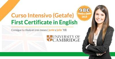 first-intensivo-junio-julio-getafe
