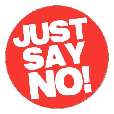 decir-no-en-inglés-de-varias-formas