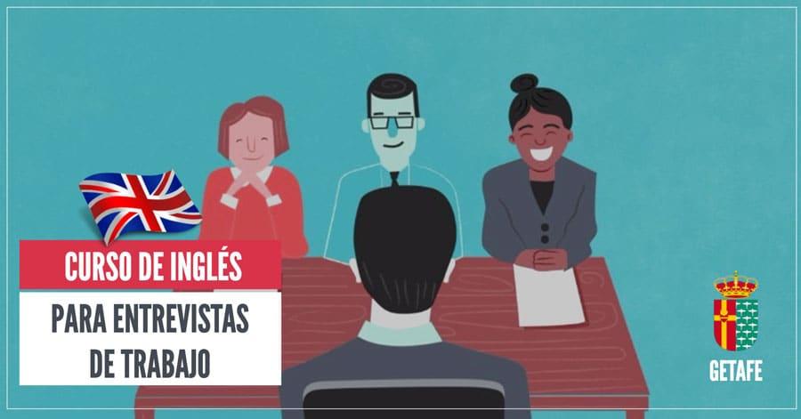 job-interview-academia-inglés-getafe