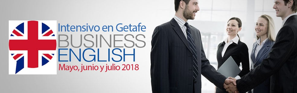curso de inglés de negocios en Getafe